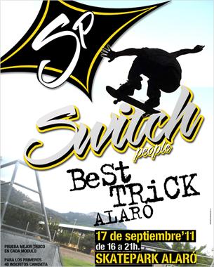 a traves de nuestros amigos de switch hemos hecho el diseño del proximo campeonato del dia 17 de septiembre en alaró, o sea nuestra casa ...skate or die