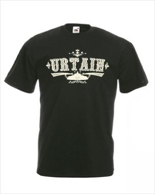 siempre es un placer recibir un encargo relacionado con la música, esta vez los chicos de URTAIN nos encargaron el diseño y marcaje de las camisetas para la promoción de su nuevo disco; pues lo dicho... todo un placer