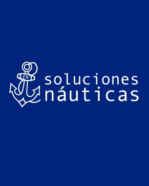 creación de la nueva imagen de la empresa soluciones náuticas, encargadas del mantenimento de embarcaciones