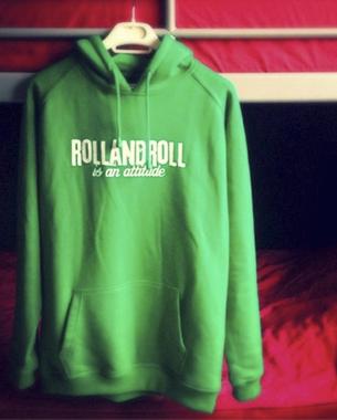 Diseño y estampación de la nueva linea de rollandroll