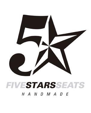 Rediseño del logotipo para la conocida marca de asientos Five Star Seats