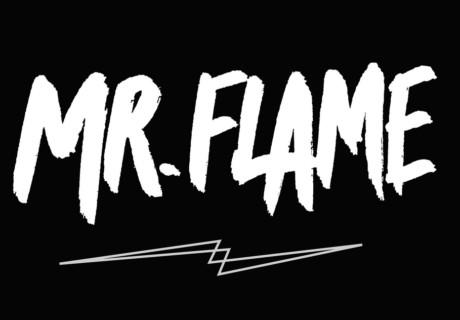 Logo Mr Flame