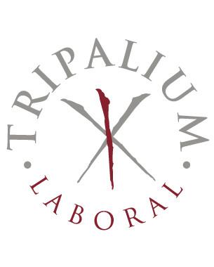 diseño de logo y diferente material gráfico para la asesoría laboral tripalium