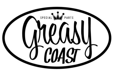 Logo Greasy Coast