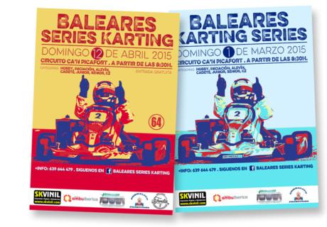 Campaña Baleares Series Karting