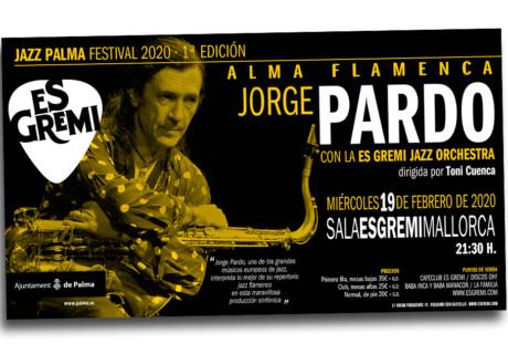 Concierto Jorge Pardo